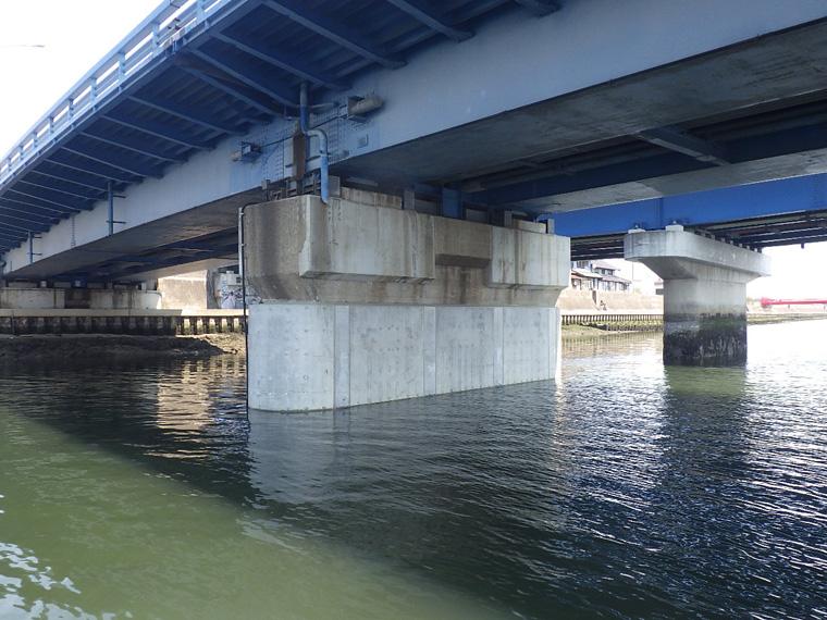 橋梁補修工事(交付金)(その2)一般国道247号(千鳥橋)上り線