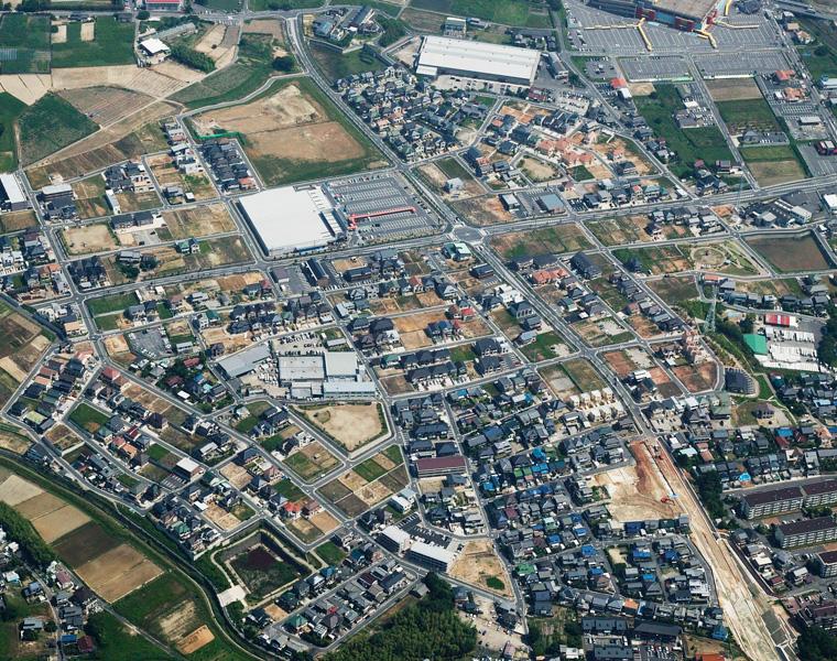 知多北部都市計画事業 大府深廻間特定土地区画整理事業(共同企業体)
